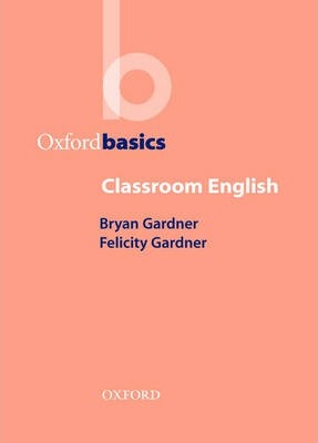 Classroom English - Bryan Gardner