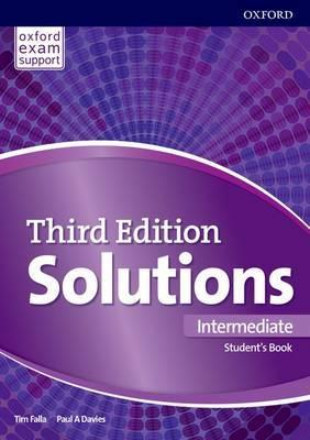 Solutions: Intermediate: Student's Book: Leading the way to success - Paul Davies