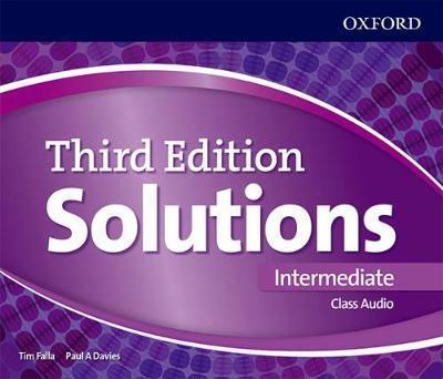 Solutions: Intermediate: Class Audio CDs - Paul Davies