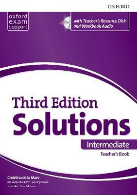 Solutions: Intermediate: Teacher's Pack: Leading the way to success - Paul Davies
