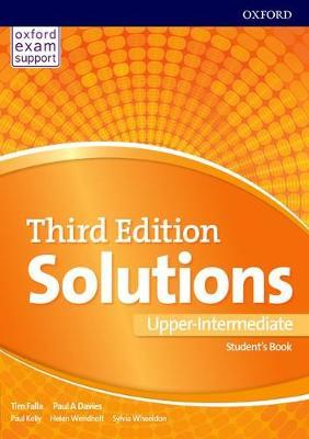 Solutions: Upper Intermediate: Student's Book: Leading the way to success - Paul Davies