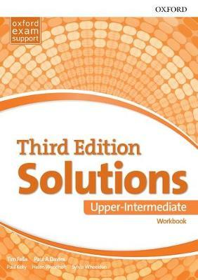 Solutions: Upper-Intermediate: Workbook: Leading the way to success - Paul Davies
