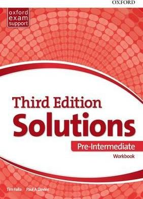 Solutions: Pre-Intermediate: Workbook: Leading the way to success - Paul A. Davies