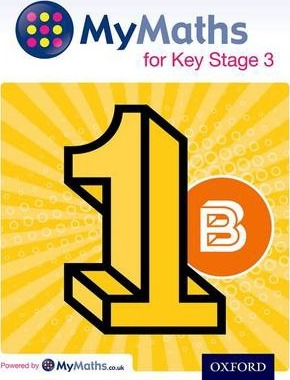 MyMaths for Key Stage 3: Student Book 1B - David Capewell