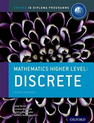 IB Mathematics Higher Level Option Discrete: Oxford IB Diploma Programme - Marlene Torres-Skoumal