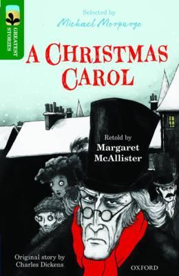 Oxford Reading Tree TreeTops Greatest Stories: Oxford Level 12: A Christmas Carol - Margaret McAllister