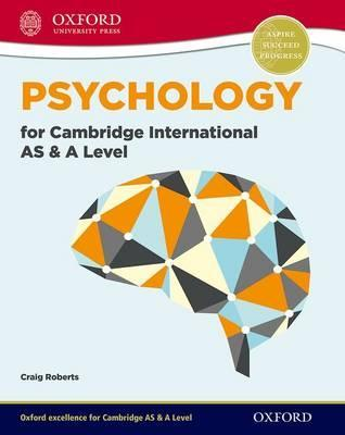 Psychology for Cambridge International AS and A Level: For the 9698 syllabus - Craig Roberts