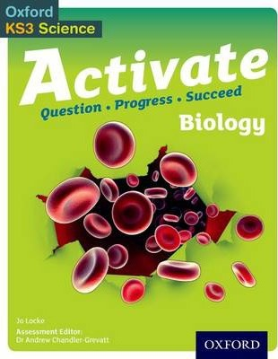 Activate: Biology Student Book - Jo Locke