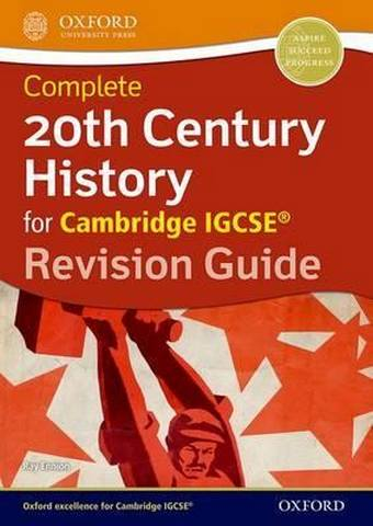20th Century History for Cambridge IGCSE (R): Revision Guide - Ray Ennion