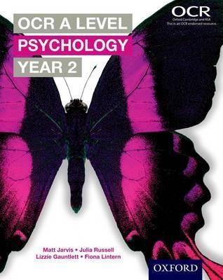 OCR A Level Psychology Year 2 - Matt Jarvis