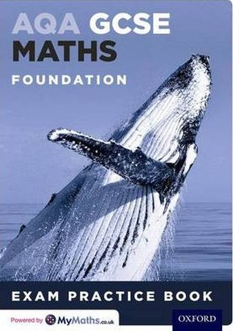 AQA GCSE Maths Foundation Exam Practice Book - Geoff Gibb