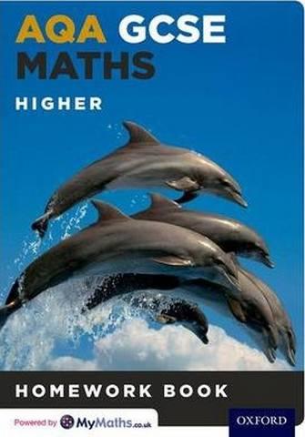 AQA GCSE Maths Higher Homework Book - Clare Plass