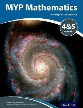 MYP Mathematics 4 & 5 Extended - Marlene Torres-Skoumal