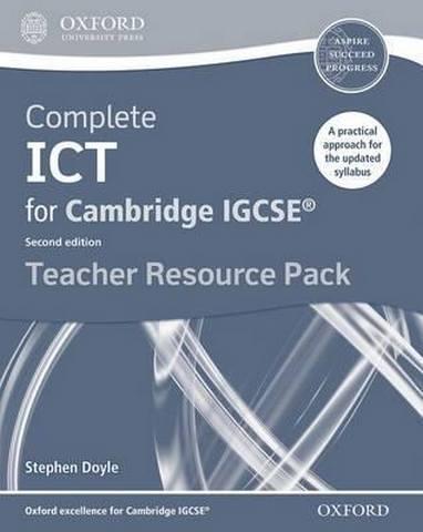 Complete ICT for Cambridge IGCSE Teacher Pack - Stephen Doyle