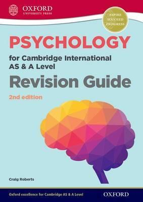 Psychology for Cambridge International AS and A Level Revision Guide - Craig Roberts
