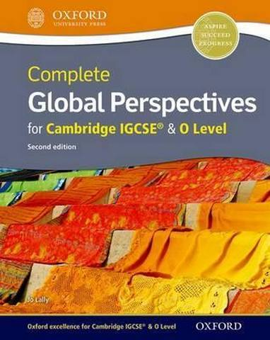 Complete Global Perspectives for Cambridge IGCSE - Jo Lally