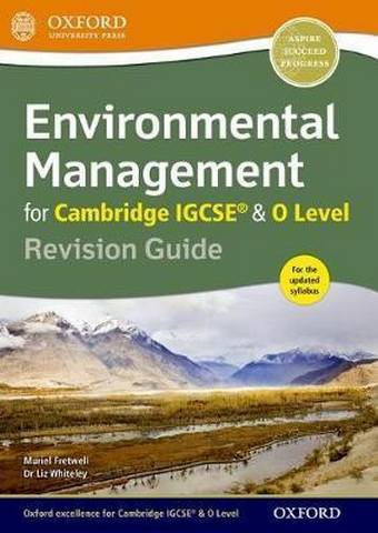 Environmental Management for Cambridge IGCSE (R) & O Level Revision Guide - Muriel Fretwell