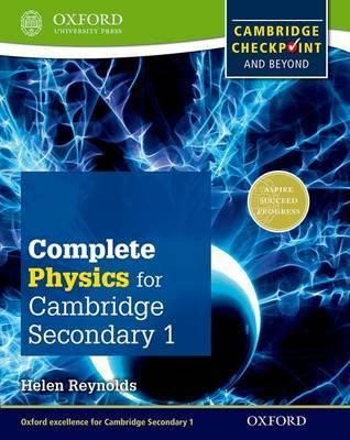 Complete Physics for Cambridge Lower Secondary: Cambridge Checkpoint and beyond - Helen Reynolds
