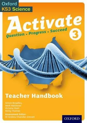 Activate 3: Teacher Handbook - Simon Broadley