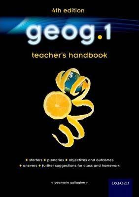 geog.1 Teacher's Handbook - RoseMarie Gallagher