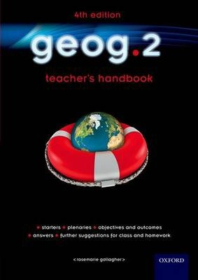 geog.2 Teacher's Handbook - RoseMarie Gallagher