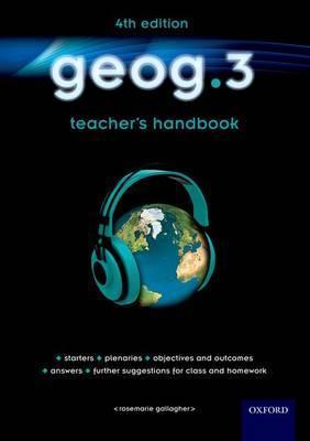 geog.3 Teacher's Handbook - RoseMarie Gallagher