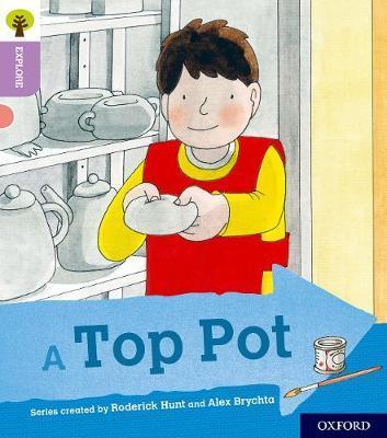 A Top Pot - Roderick Hunt