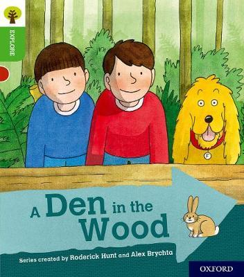 A Den in the Wood - Paul Shipton