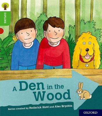 A Den in the Wood - Paul Shipton