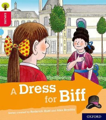 A Dress for Biff - Paul Shipton