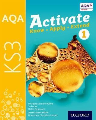AQA Activate for KS3: Student Book 1 - Philippa Gardom-Hulme