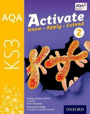 AQA Activate for KS3: Student Book 2 - Philippa Gardom-Hulme