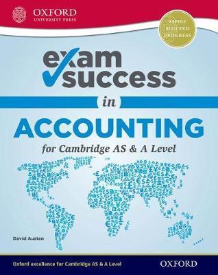 Exam Success in Accounting for Cambridge AS & A Level - David Austen