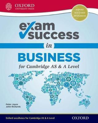 Exam Success in Business for Cambridge AS & A Level - John Richards