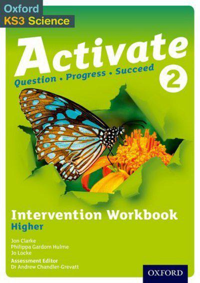 Activate 2 Intervention Workbook (Higher) - Jon Clarke