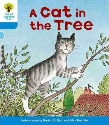 A Cat in the Tree - Roderick Hunt