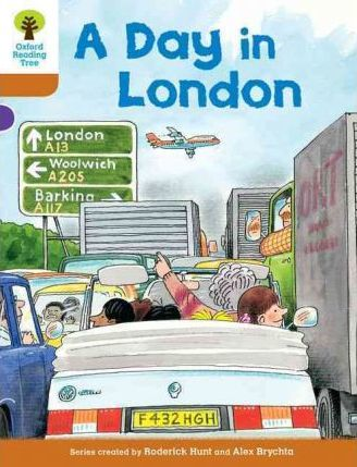 A Day in London - Roderick Hunt