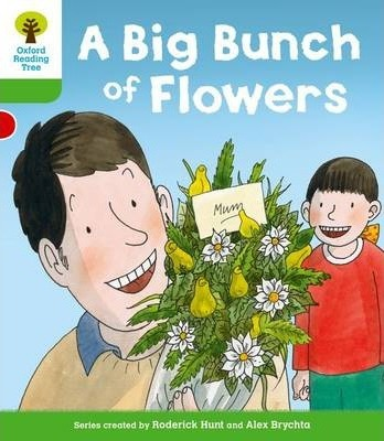 a Big Bunch of Flowers - Roderick Hunt
