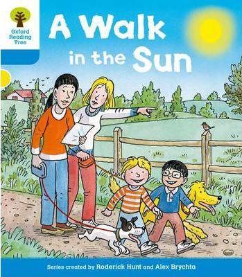 a Walk in the Sun - Roderick Hunt
