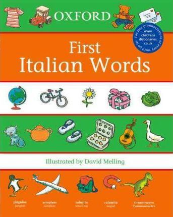 First Italian Words - David Melling