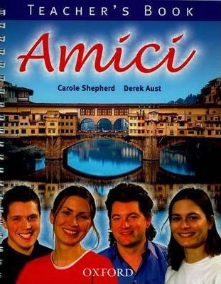 Amici: Teacher Book - Carole Shepherd
