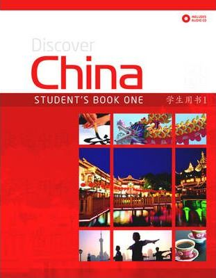 Discover China Level 1 Student's Book & CD Pack - Anqi Ding