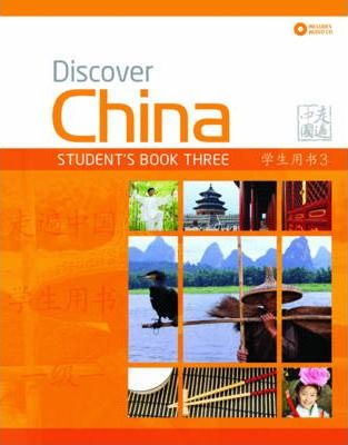 Discover China Level 3 Student's Book & CD Pack - Shaoyan Qi