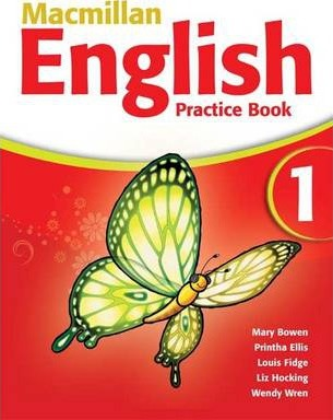 Macmillan English 1 Practice Book & CD Rom Pack New Edition - Mary Bowen