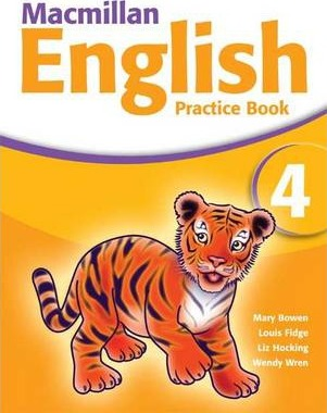 Macmillan English 4 Practice Book and  CD Rom Pack New Edition - Mary Bowen
