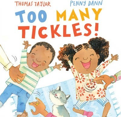 Too Many Tickles! - Thomas Taylor