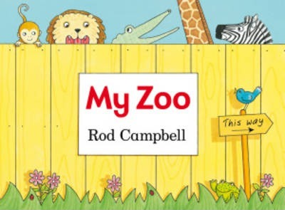 My Zoo - Rod Campbell