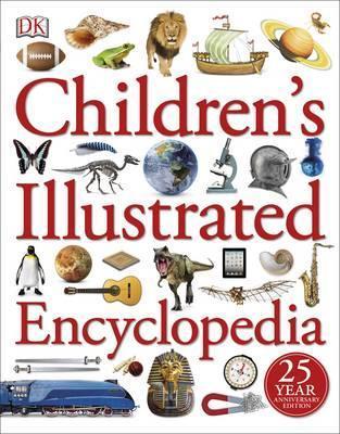 Children's Illustrated Encyclopedia - DK