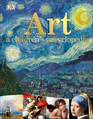 Art A Children's Encyclopedia - DK