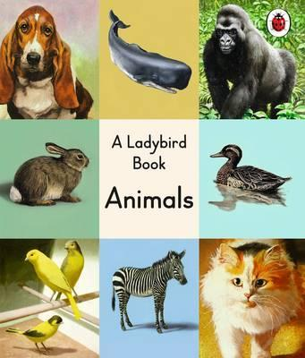 A Ladybird Book: Animals - Barry Driscoll